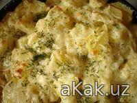 Как запечь картошку с сыром быстро и вкусно.