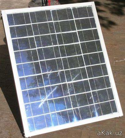 Как создать солнечную батарею самому?